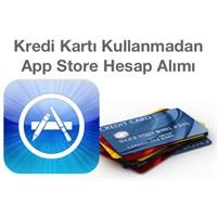 Mac App Store'dan Kredi Kartsız Hesap Alımı