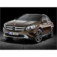 Mercedes Benz'den Mini Suv: Gla