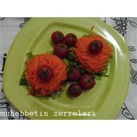 Fincanda Kiraz Domatesli Salata