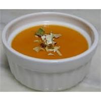 Leziz Sebzeli Makarna Çorbası