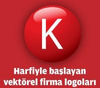 K Harfiyle Başlayan Vektörel Logolar