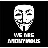 Anonymous Bu Sefer Başbakanlığa Saldırdı