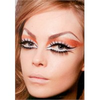 Dore göz kapakları ve rengarenk çingene modası