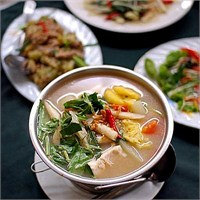 Kamboçya Mutfağı / Cambodian Cuisine