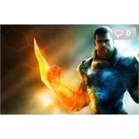 Mass Effect 3 İçin Süper Bir Photoshop Çalışması
