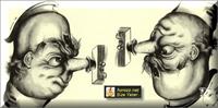 Tersyüz Edilincede Anlamlı Yüzler