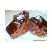 Yaban Mersinli Çikolatalı Browni Nasıl Yapılır