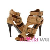 Burberry Mağazaları Bayan Ayakkabı Modası