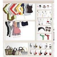 Kıyafet Dolabı Düzenleme
