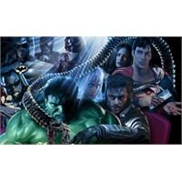 Tüm Süper Kahraman Film Ve Dizileri