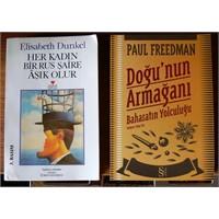 Kitaplar: Bir Okudum Bir Çevirdim