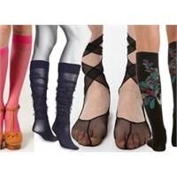 2014 Çorap Modası