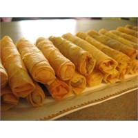 Sigara Böreği Tarifi, Yapılışı Ve Malzemeleri