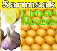 Limon Suyu Ve Sarımsak Mucizesi..