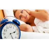 Uyku Düşmanı Zararlı Alışkanlıklar