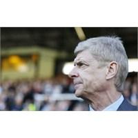 Arsene Wenger'den Kaçamak Cevap