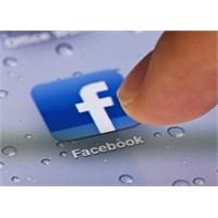 Facebook'tan İtiraf !