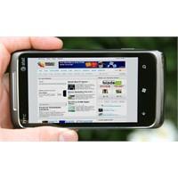Windows 7 Nin Mobil Cihazları Video+resim