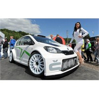 Skoda Citigo Rally Konsepti!
