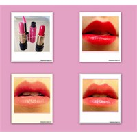 Lancome L'absolu Rouge, Nu Ve Color Fever Gloss