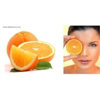 Portakal-yoğurt Maskesi Nasıl Yapılır?