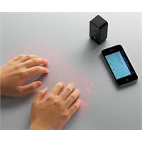 Karşınızda Kablosuz Projeksiyon Klavye!