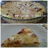 Kolay Patates Pizzası Tarifi
