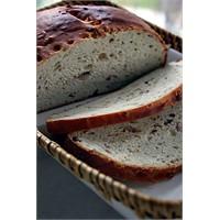 Közlenmiş Kestaneli Ekmek Tarifi