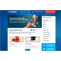 Yapı Kredi Yeni Websitesi İle Ezber Bozuyor