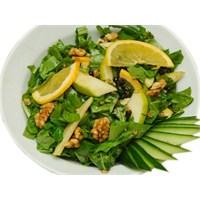 Elmalı Roka Ve Tere Salatası
