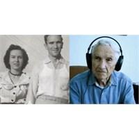 96 Yaşındaki Fred'in Eşine Aşkı Hala Devam Ediyor!