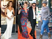 İddialı Stiliyle Jennifer Lopez Yine Gündemde!