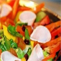 Kayısılı Diyet Salata