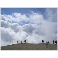 Tanrılar Dağında Bulutlara Dokundum !