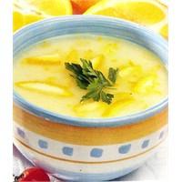 Portakallı Sebze Çorbası