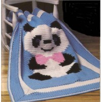 bebek battaniyesi,tığişi bebek battaniyesi,
