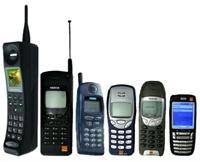 Çok Uzak Olmayan Geçmişte Taşınabilir Telefonlar