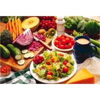 Yediklerimizin Kalori Miktarları Neler?