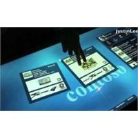 Samsung Sur40 + Microsoft Surface 2