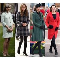 Hamile Giyim 2014 Sonbahar Kış Kombinleri