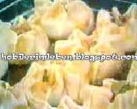 Patatesli Büzgülü Börek