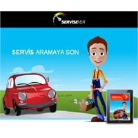 Aracınızın Servisi İçin Online Çözüm: Servisever