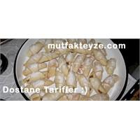 Elmalı Pasta Tarifim