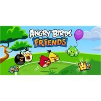 Angry Birds Friends Oynadınız Mı?