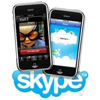 Skype'ın İphone İçin Video Arama Uygulaması Çıktı