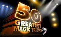 50 Greatest Magic Tricks