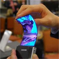 Samsung'un Bükülebilir Ekranları Geliyor