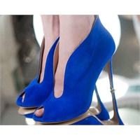 Londra: 2014 İlkbahar Yaz Ayakkabı Modelleri