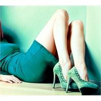 Türk Kadını Topuklu Ayakkabı Giyemez Mi?