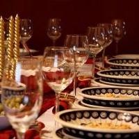 Küçük Yemek Masasında Misafir Ağırlamak!